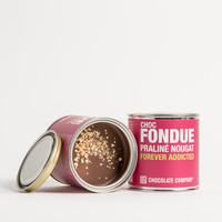 - FONDUE praliné nougat (milk)