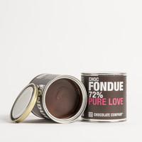 - FONDUE 72% (dark)
