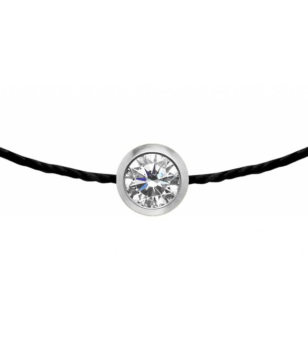 "Redline Armband ""Pure"" Men mit Diamant"