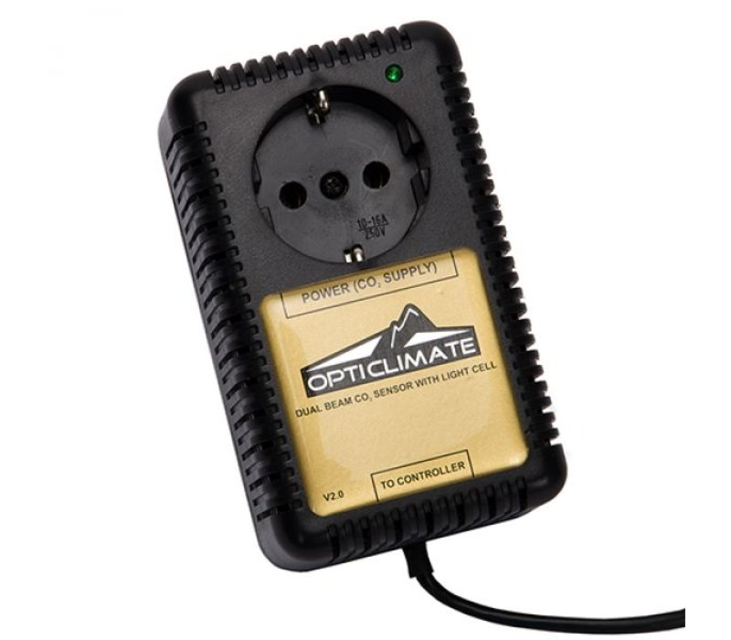 CO2 sensor para DimLux Maxi Controller