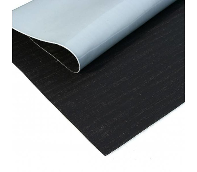 Damping plates with adhesive layer (2 pieces)