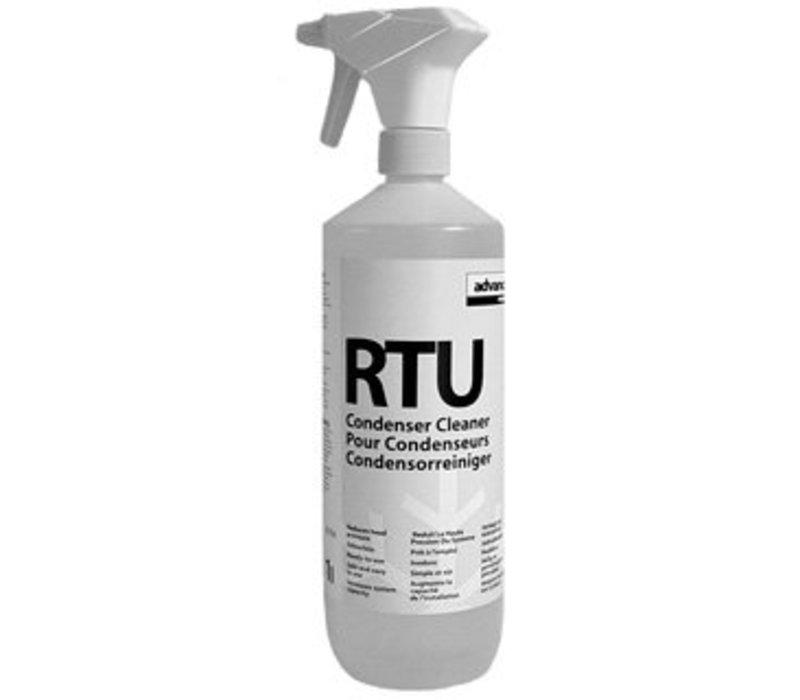 Cooling block cleaner RTU foam spray