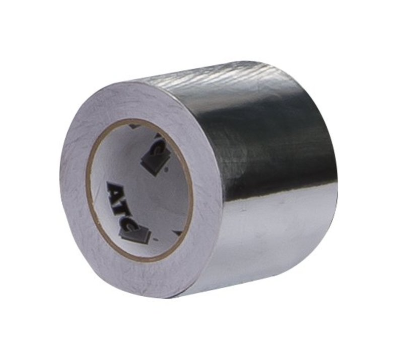 Cinta de aluminio (50m x 10 cm)
