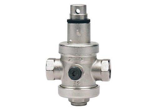 OptiClimate Waterdruk reduceer ventiel met drukmeter