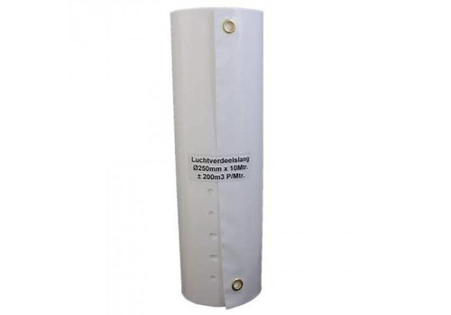 OptiClimate Air distribution hose