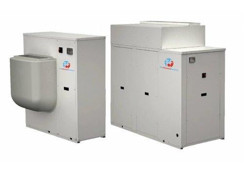 Climatisation refroidie par eau pour usage intérieur
