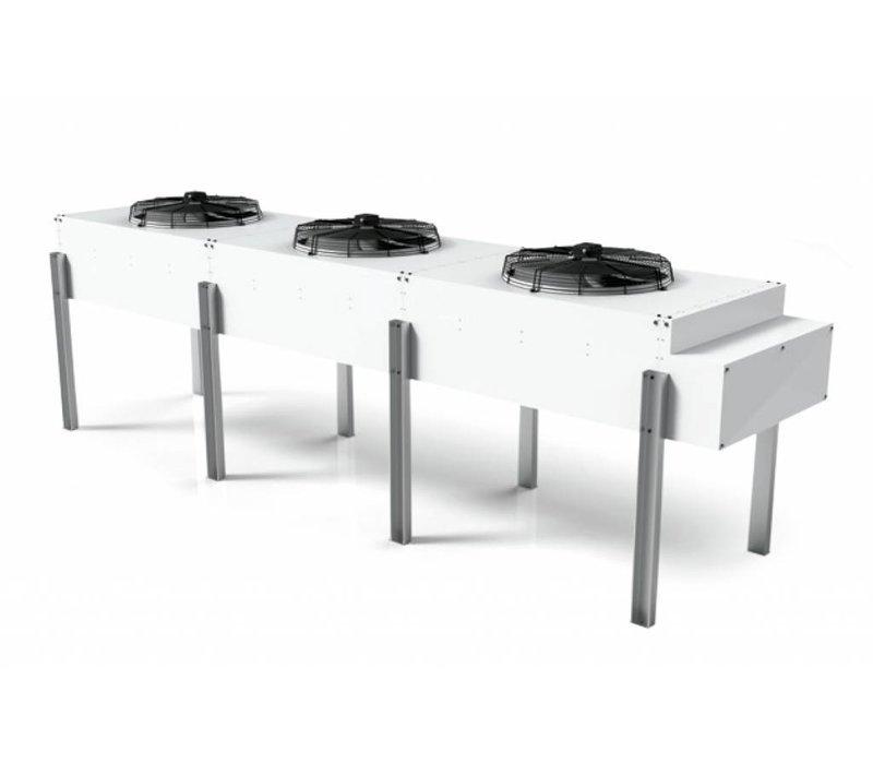 OptiClimate Intrustriel Refroidisseur d'eau - Position horizontale