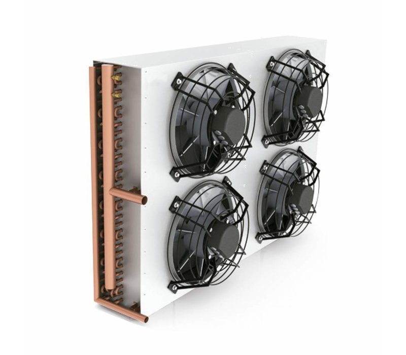 OptiClimate Compact vertical water chiller