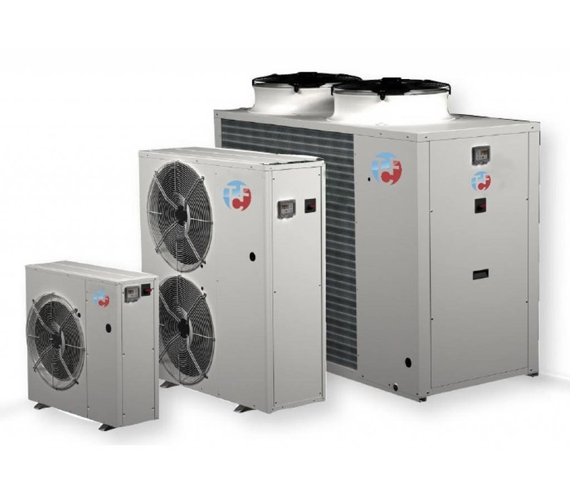Refroidisseur d'air / eau pour installation en extérieur