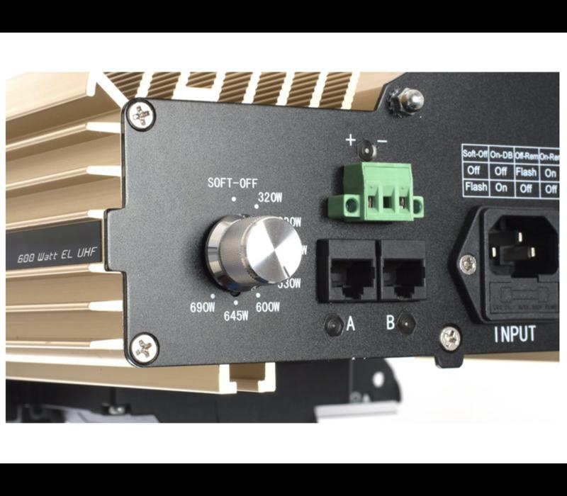 Expert Series 600W EL UHF (kit de iluminación completo)
