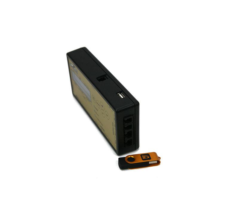 Maxi controller Datalogger