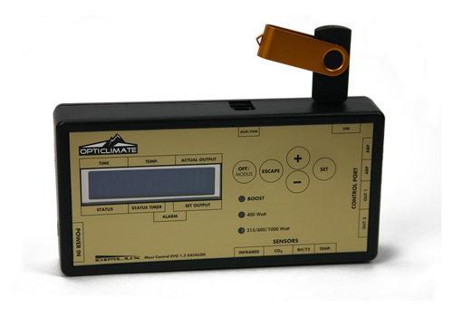 DimLux Controlador Maxi Datalogger