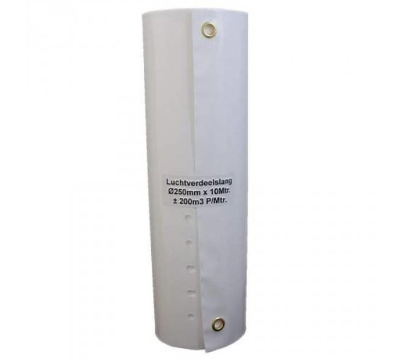 Opticlimate LDPE-Luftverteilungsschlauch
