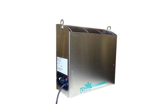 OptiClimate CO2 generator Biogreen Electronic Aardgas