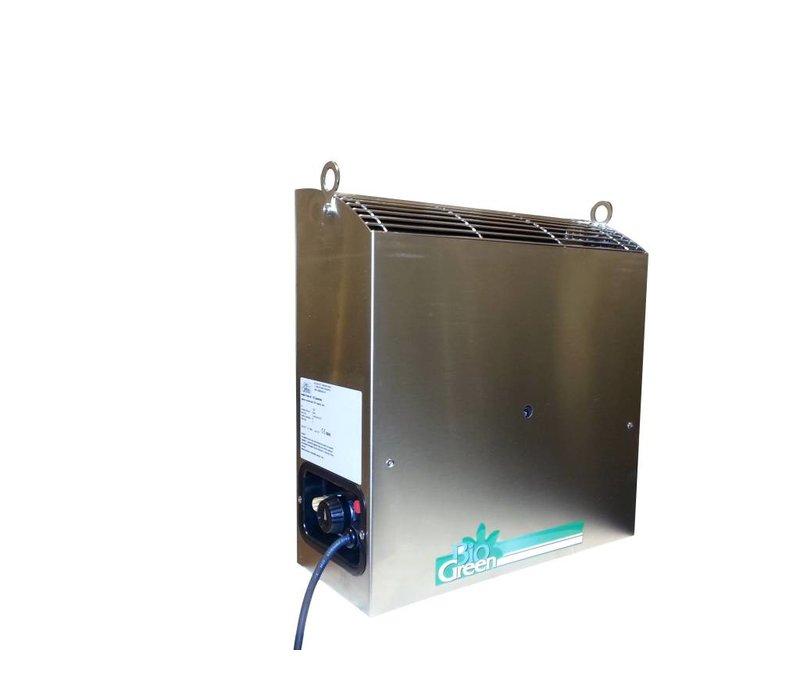 Generador de Co2 Opticlimate BioGreen Electronico Gas Natural (GN) 1-4KW