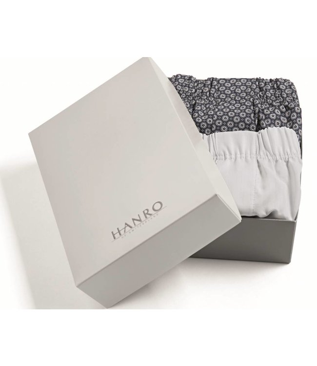 Fancy Woven Boxers 2-Pack Minimal & Grey