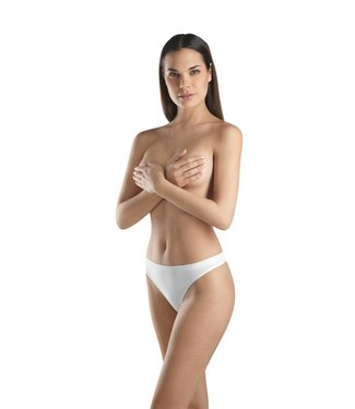 Touch Feeling Thong White (SALE)