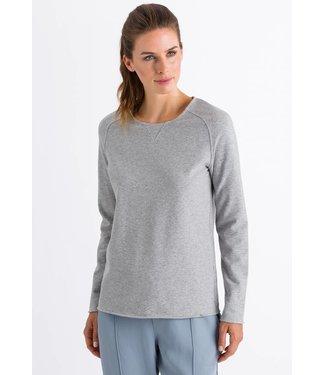 Pure Comfort Sweatshirt Mid Melange