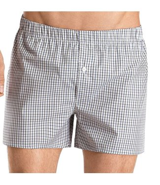 Fancy Woven Boxer Shaded Check