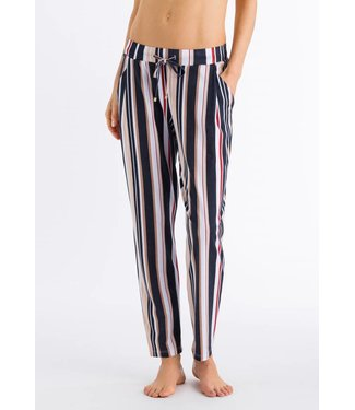 Sleep & Lounge Long Pant Irregular Stripe