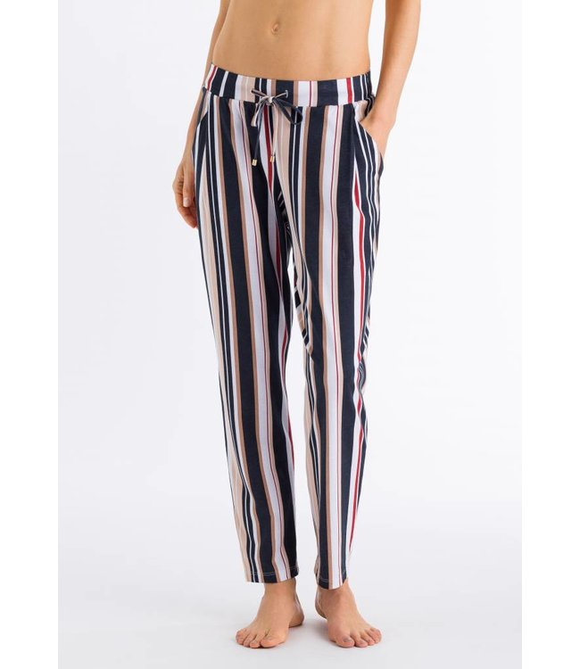 Sleep & Lounge Long Pant Irregular Stripe (SALE)