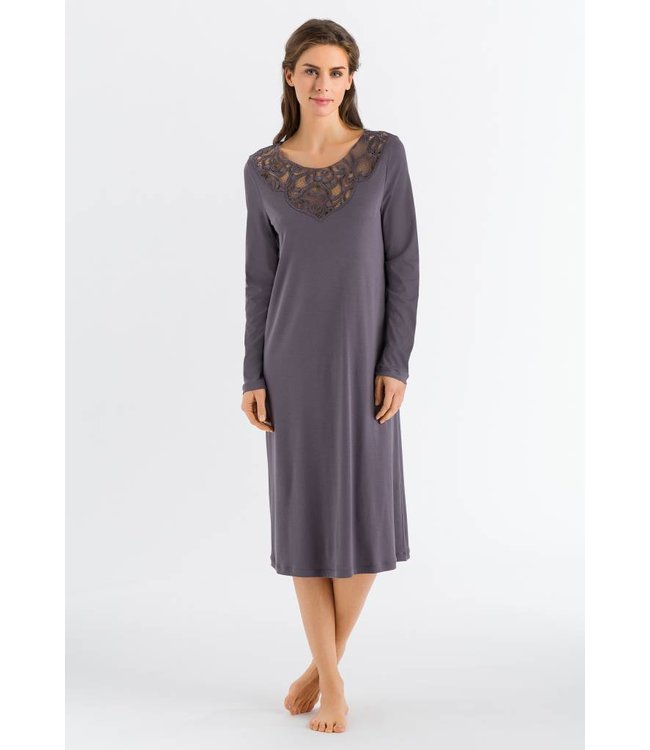 Ella Nightdress Feather Grey