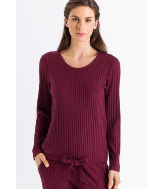 Minna Long Sleeve Shirt Wine (SALE)