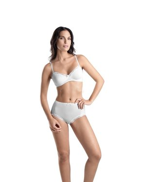 Valerie Soft Bra White