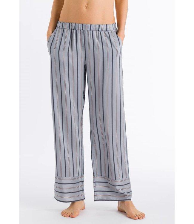 Malie Long Pant Powder Blue Stripe