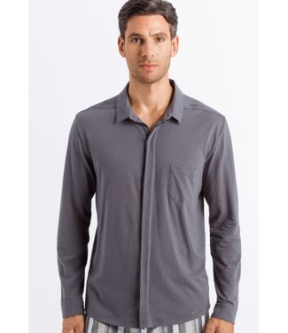 Luca Button Shirt Concrete (NIEUW)