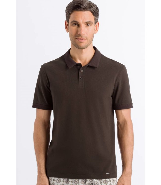 Aldo Button T-Shirt Everglade (NIEUW)