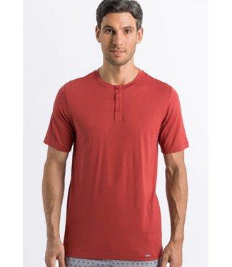 Night & Day Henley Shirt Brick (NIEUW)