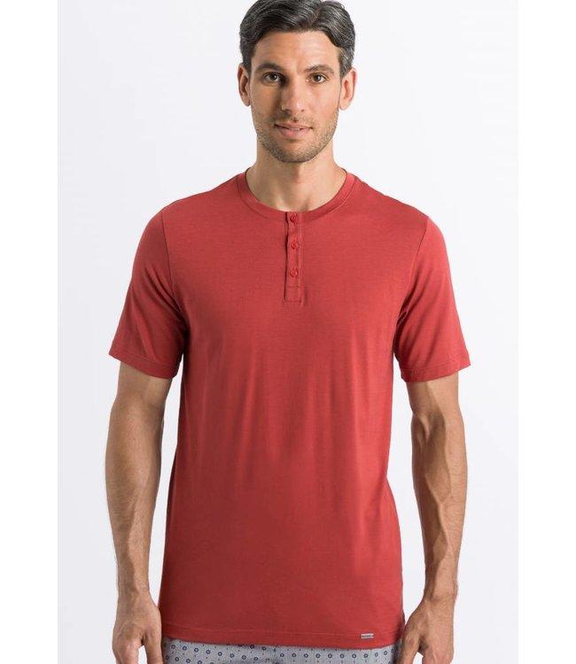 Night & Day Henley Shirt Brick (NEW)