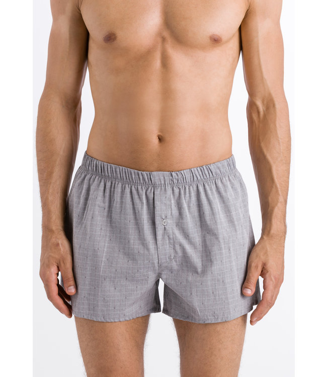 Fancy Woven Boxer Grey Karo (NEW)