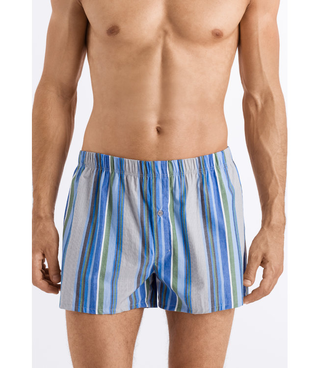 Fancy Woven Boxer Atlantic Stripe (SALE)