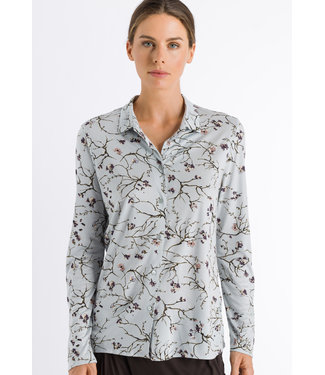 Elin Long Sleeve Shirt Delicate Branches (NEW)