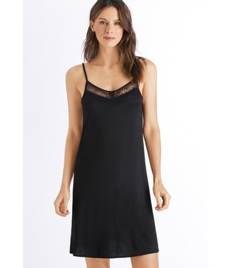 Amanda Spaghetti Dress Black (NEW)