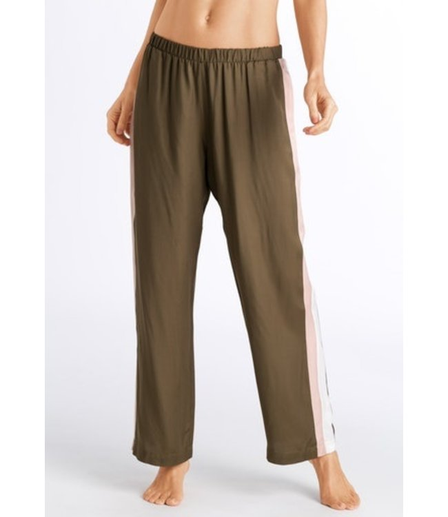 Nori Long Pants Strong Olive (SALE)