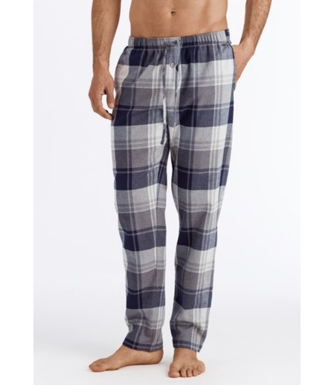Thilo Long Pant Midnight Check (NEW)