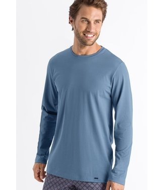 Night & Day Long Sleeve Shirt Caribbean Blue (NEW ARRIVALS)