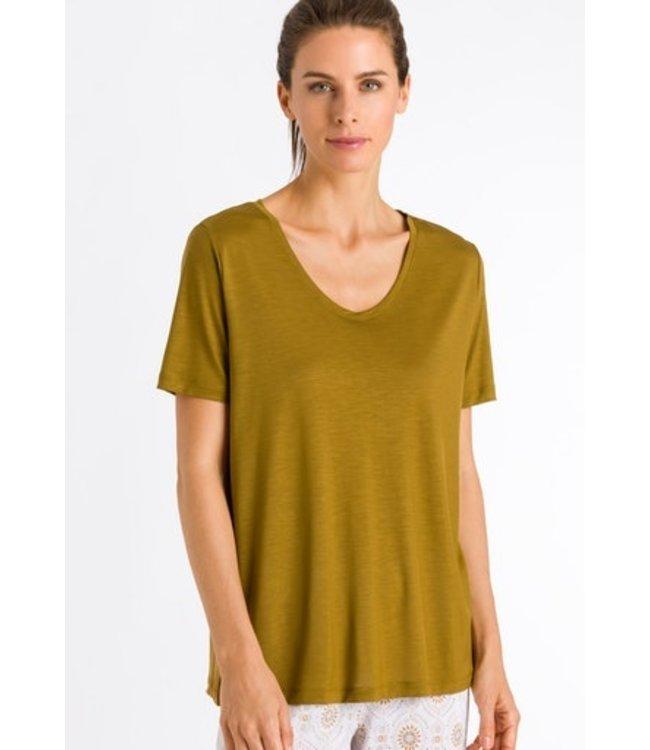 Balance Shirt Green Moss