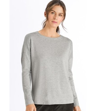 Balance Long Sleeve Grey Melange