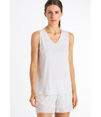 Alika Sleeveless Short Pyjama Off White (NEW ARRIVALS)