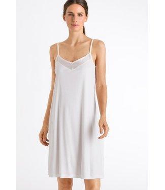 Alika Spaghetti Dress Off White