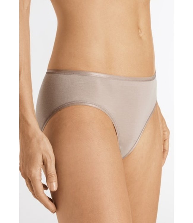 Cotton Seamless Midi Briefs Sahara (NEW)
