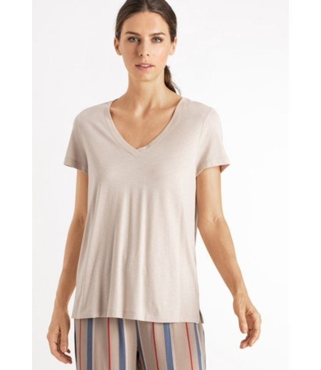 Sleep & Lounge Shirt Calm Beige
