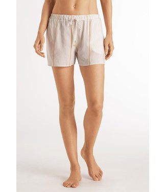 Hanro Sleep & Lounge Short Pants Safari Stripe (NEW ARRIVALS)
