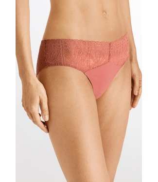 Hanro Imani Midi Briefs Light Mahogany (NEW)