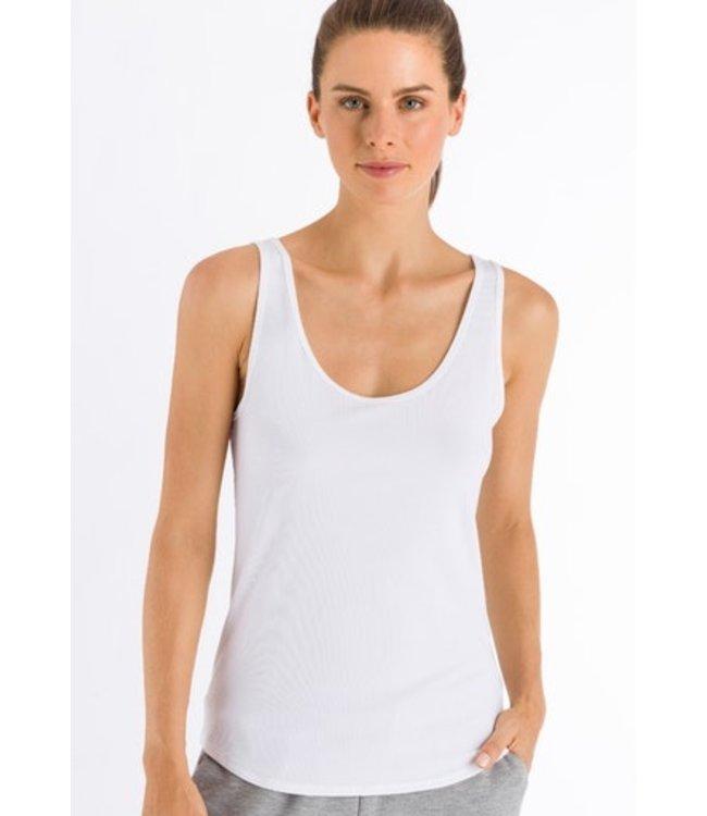 Hanro Essentials Tank Top  White