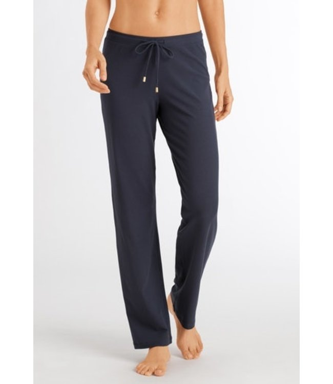Hanro Essentials Long Pants Smoky Blue (NEW ARRIVALS)